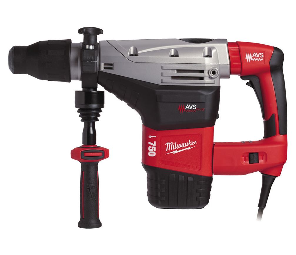 Milwaukee K750S Combination Hammer SDS Max 110v 8.2Kg