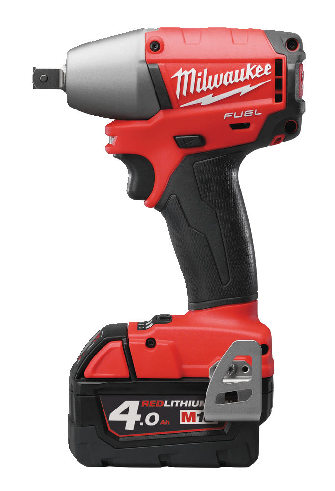 "Milwaukee M18CIW12-402C ½"" Impact Wrench 18v 1.78Kg"