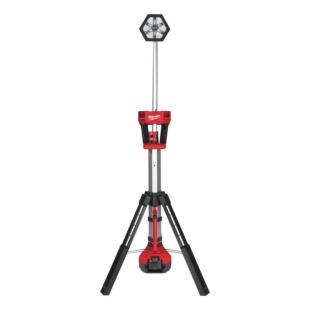 Milwaukee M18 SAL-502B 2.2m LED Lighting Tower 18v 7.3kg