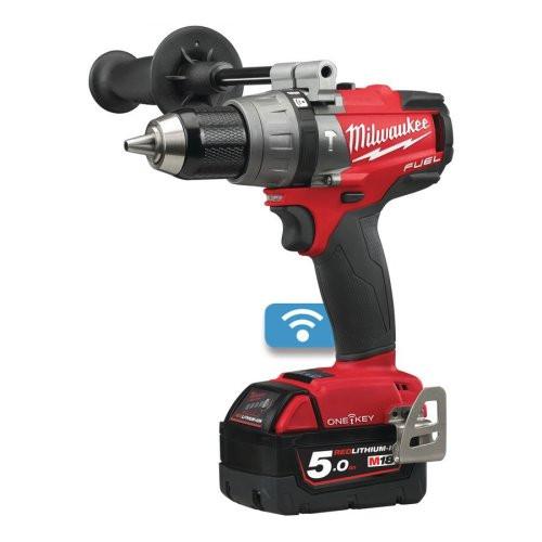 Milwaukee M18 ONEPD-502X Cordless Hammer Drill 18v 2.5Kg