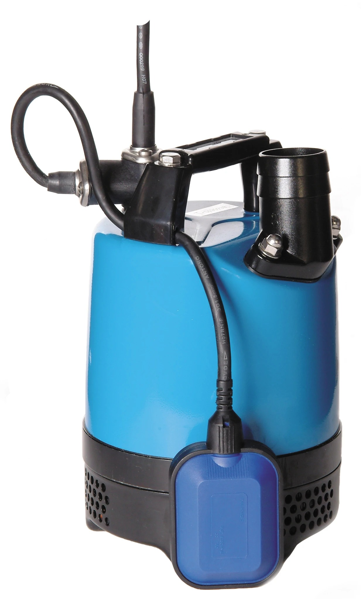 Tsurumi LB480 Auto 50mm Submersible Water Pump 110v 10.8Kg