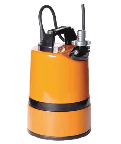 Tsurumi LSC1.4S 25mm Puddle Sucker Pump 100v