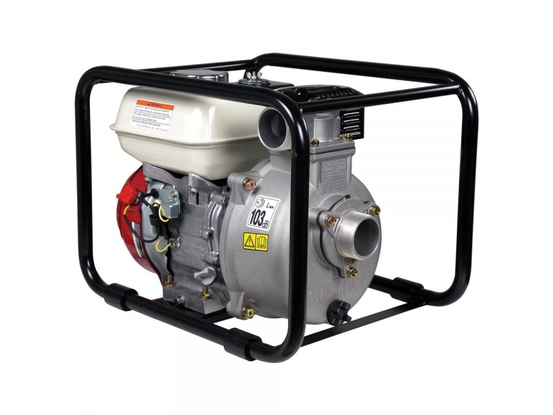 Obartpumps TET2-50Ha Compact  Water Pump 50mm Petrol 22Kg