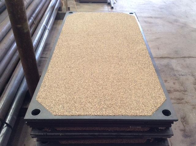 Heavy Duty Anti-Slip Road Plate 2.5m x 1.2m
