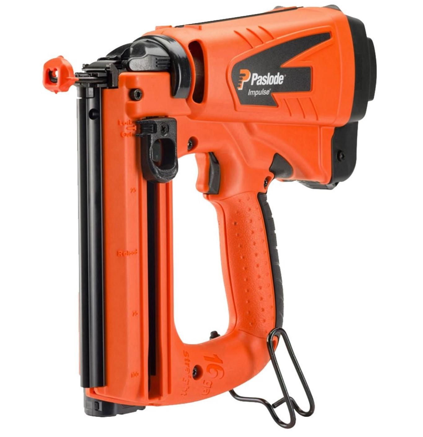 Paslode IM65 F16 2nd Fix Gas Nail Gun 7.4v 2.1Kg