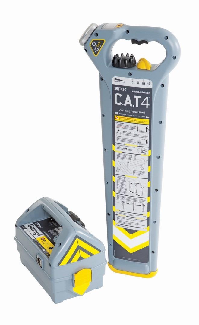 Radio Detection CAT4+EN11 Cable Avoidance Tool 2.3Kg