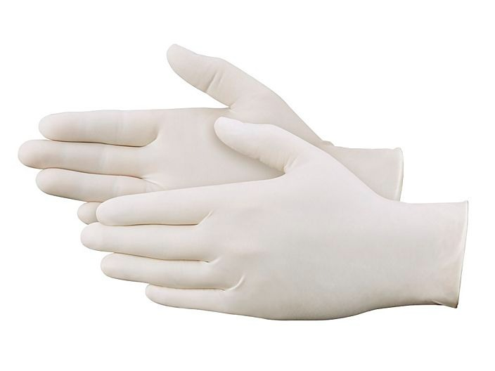 Polyco Latex Gloves x 100
