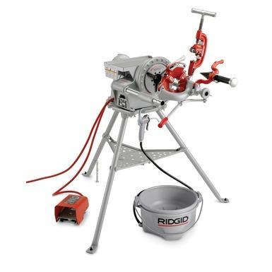 """Pipe Tool Ridgid 300 ½"""" - 2"""" Threading Machine 110v 85Kg"""