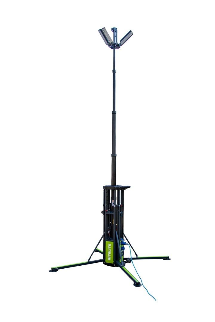 Ritelite K45 Portable Lighting Tower 4.5m 110/240v  90Kg