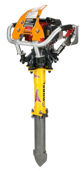 Robel RoTamp P4 Light Vertical Tamper 62.05L 4-Stroke 19.9Kg