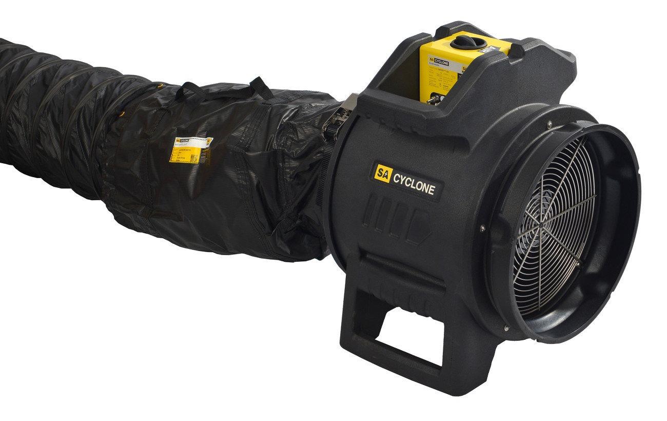 SA Equipment SAF35/110- Ventilation Fan 400mm 110v 22Kg
