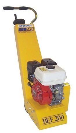 SPE BEF 200N-4 200mm Concrete Scarifier Petrol 58Kg