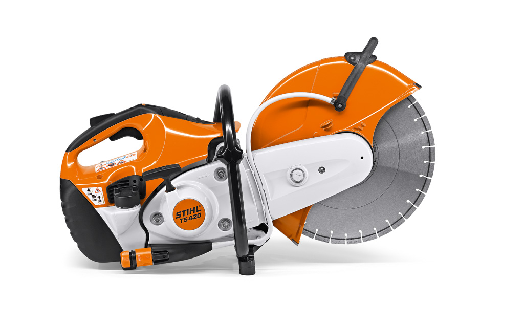 Stihl TS420 350mm Cut Off Saw 2-Stroke 9.75Kg
