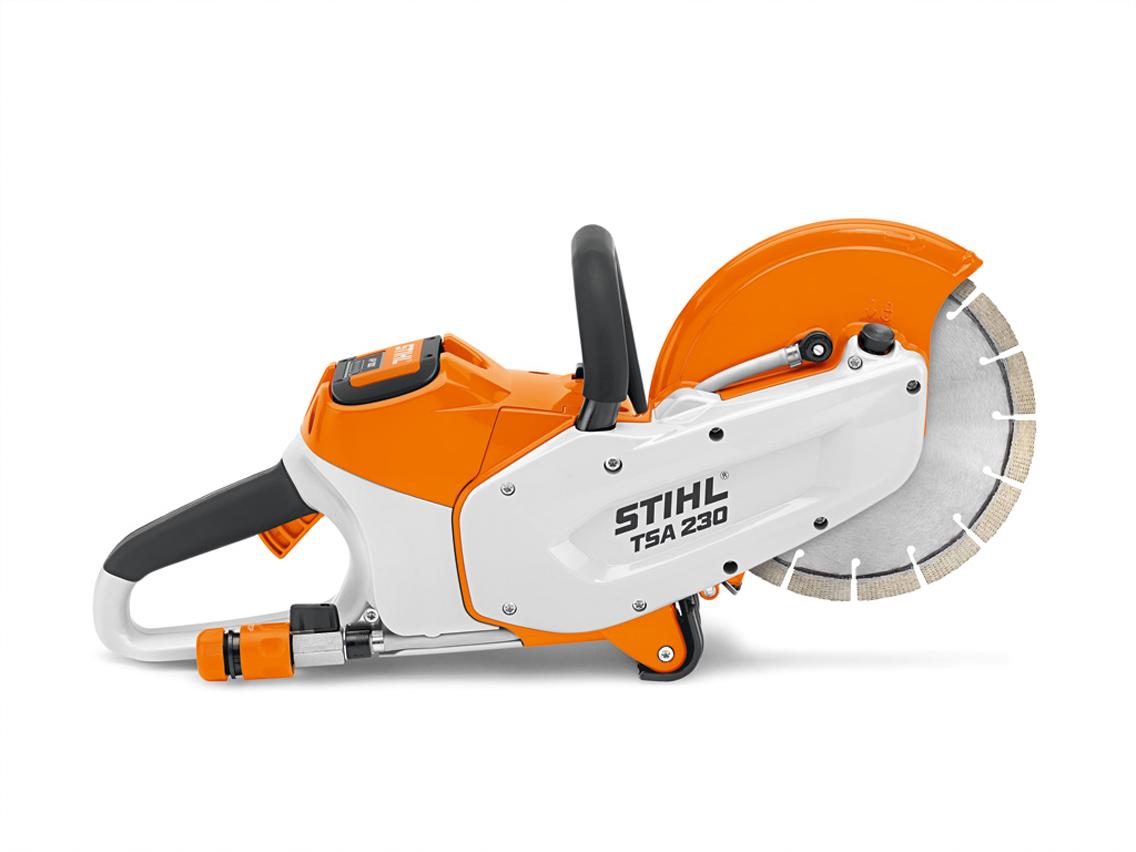 Stihl TSA230 230mm Cut Off Saw Cordless 36v 3.9Kg