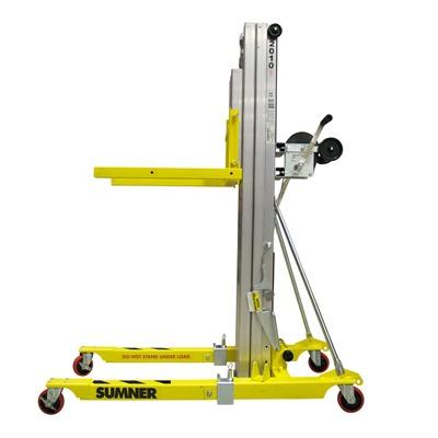 Sumner 2010 Material Lift 455kg SWL HOL 3.5m