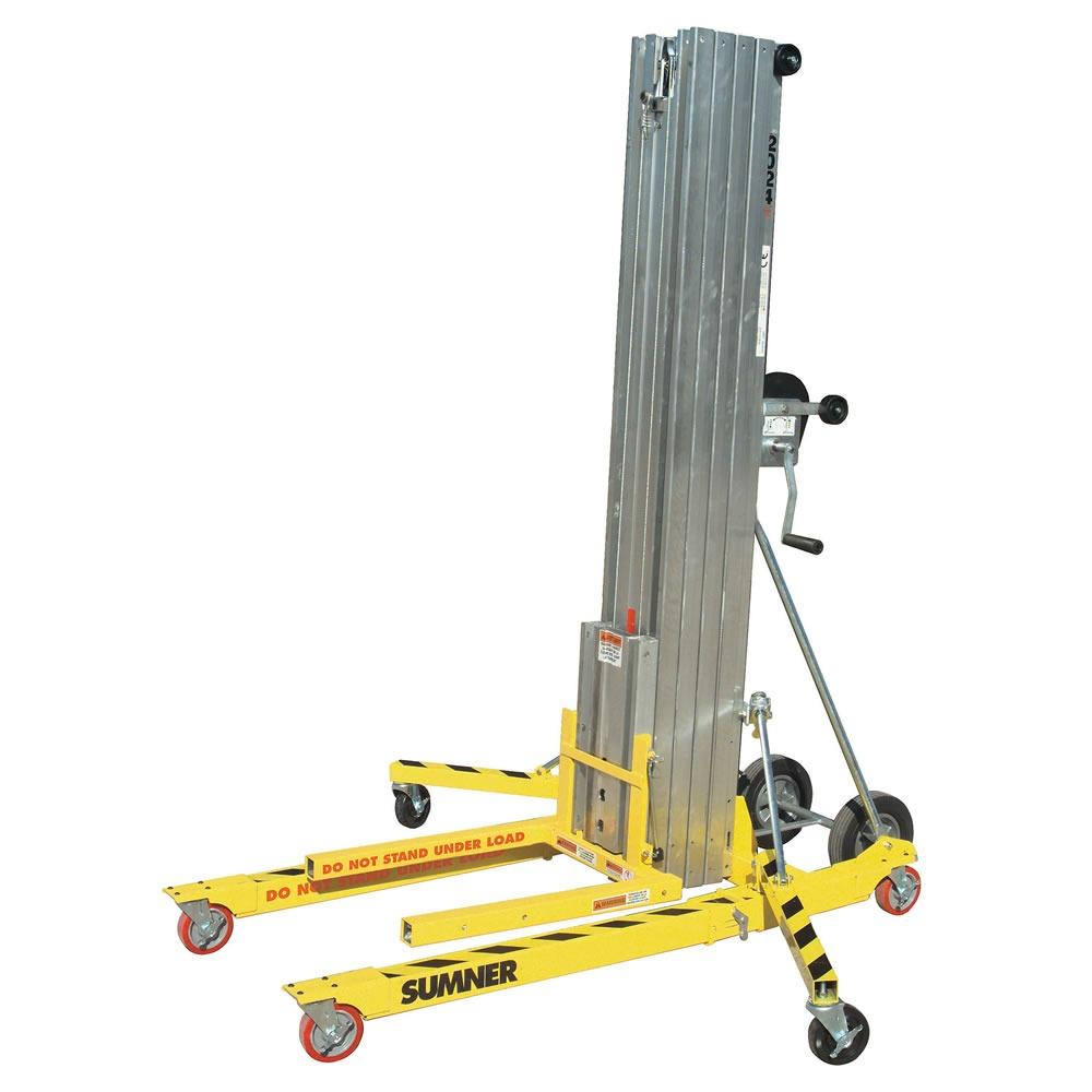 Sumner 2025 Material Lift 7.7m 300Kg SWL