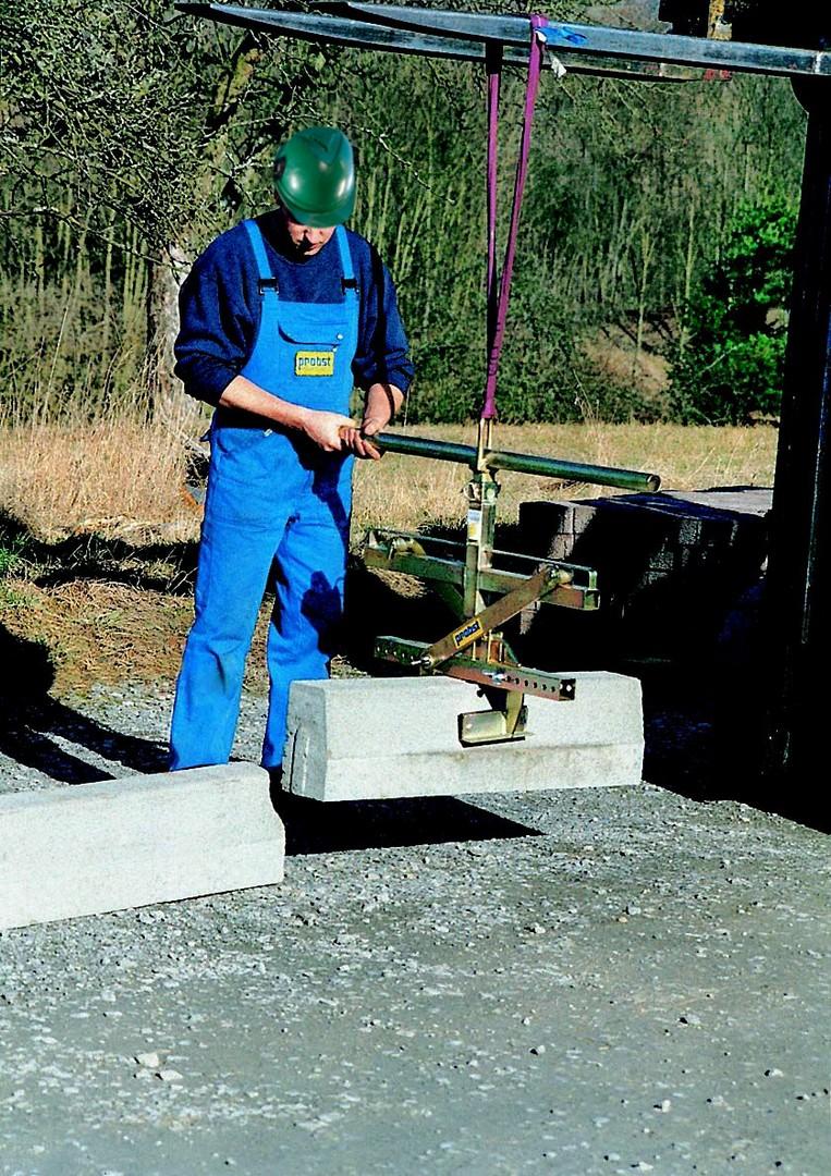 Concrete Step Handles TSV 250kg SWL