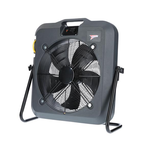 Tempest T5000 500mm Industrial Cooling Fan 110v 27Kg