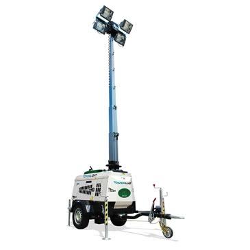 Generac VT1 Eco 9m Metal Halide Lighting Tower Diesel 1115Kg
