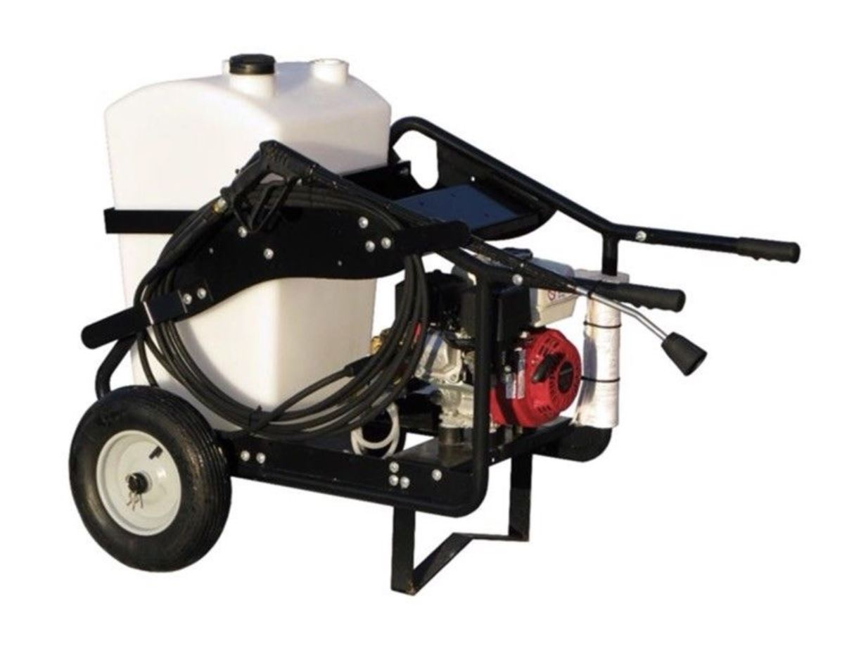 Western Global PT105-P100HW 105L Portable Water Butt 205Kg