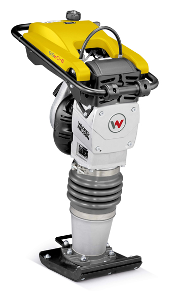 Wacker Neuson BS 60-2 Trench Rammer 280mm Petrol 66Kg