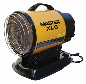 XL6 Radiant Heater
