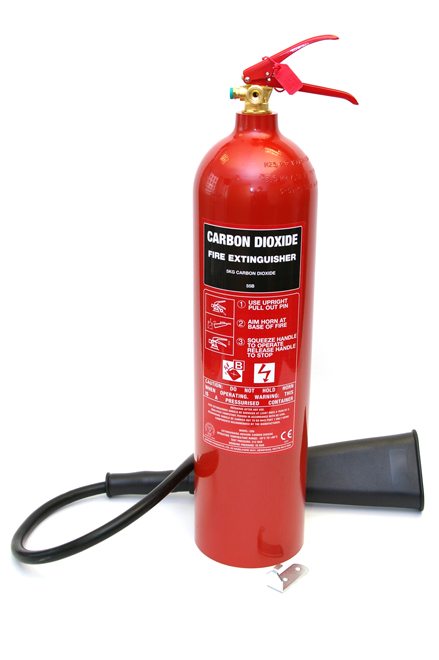 Fire Extinguisher - Co2 5Kg