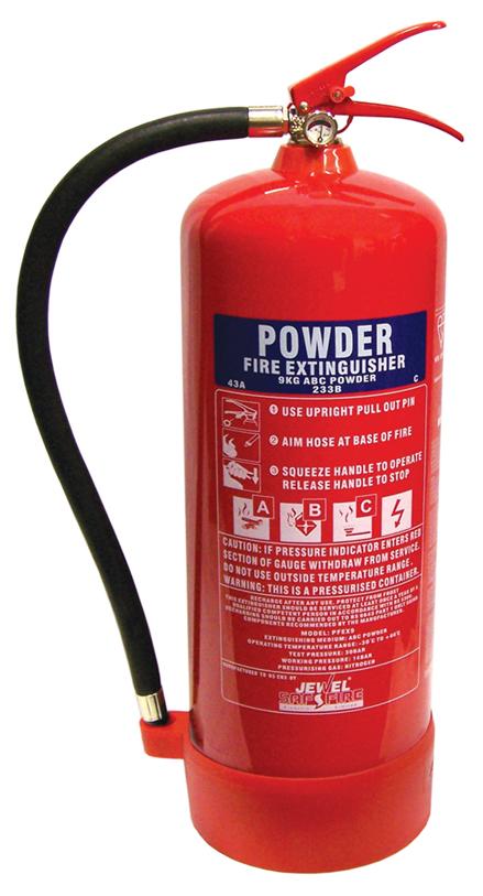 Fire Extinguisher - Dry Powder 9Kg