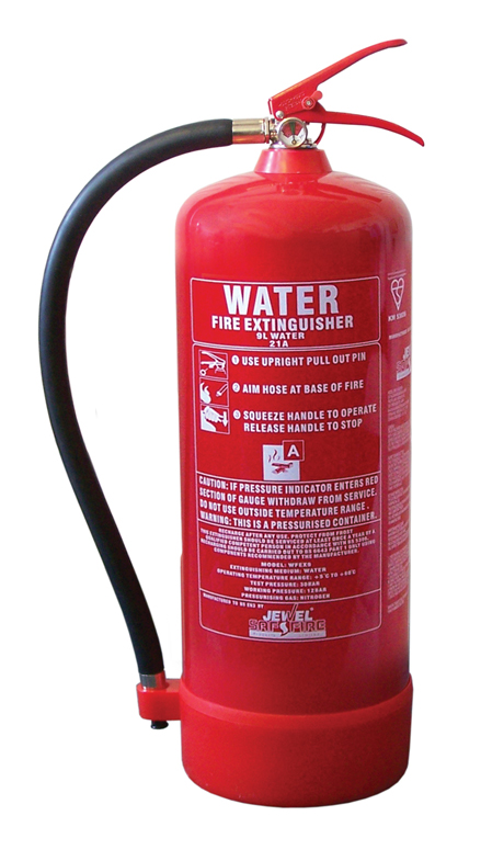 Fire Extinguisher - Water 9 Litre