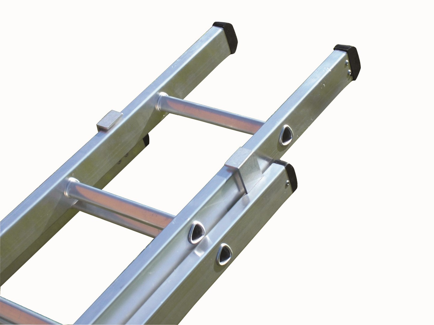 Lyte Class 1 Double Extension Ladder 2.43m