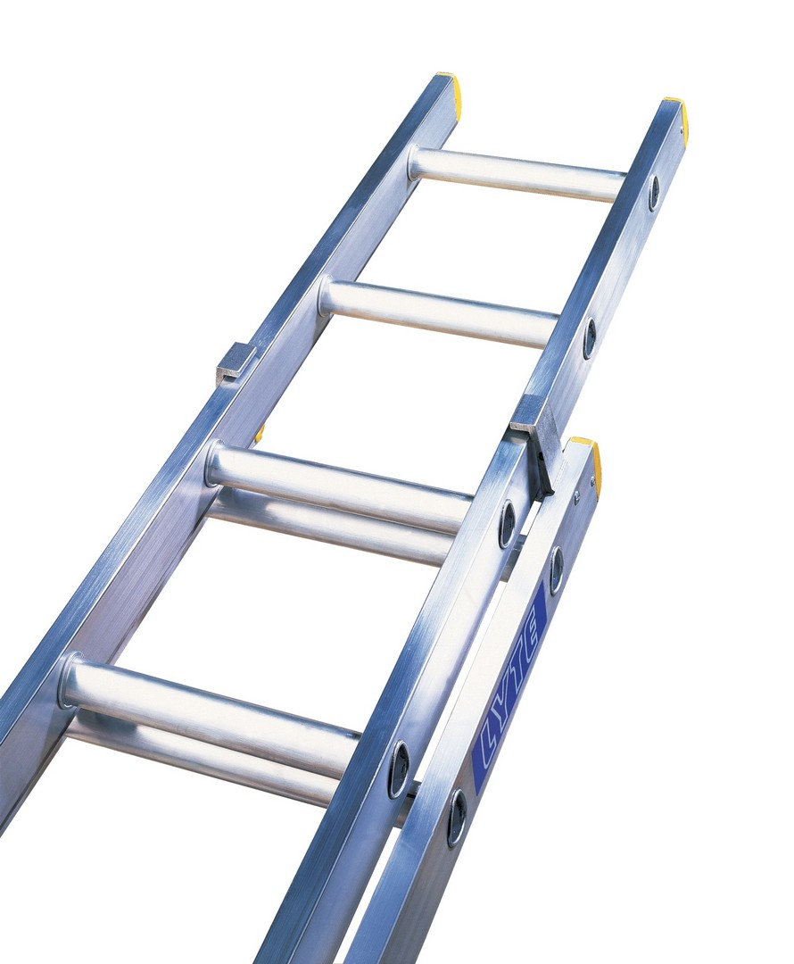 Lyte Trade Double Extension Ladder 2.42m