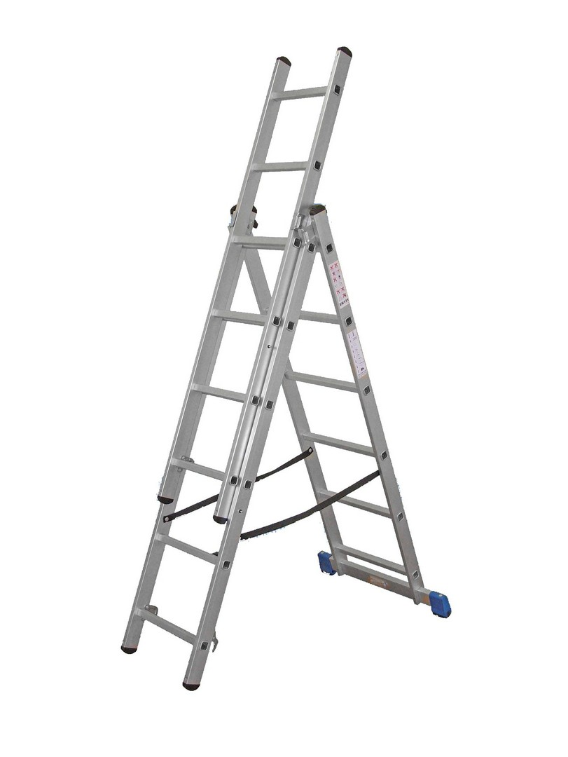 Lyte Combination Ladder - Closed Height 1.99m