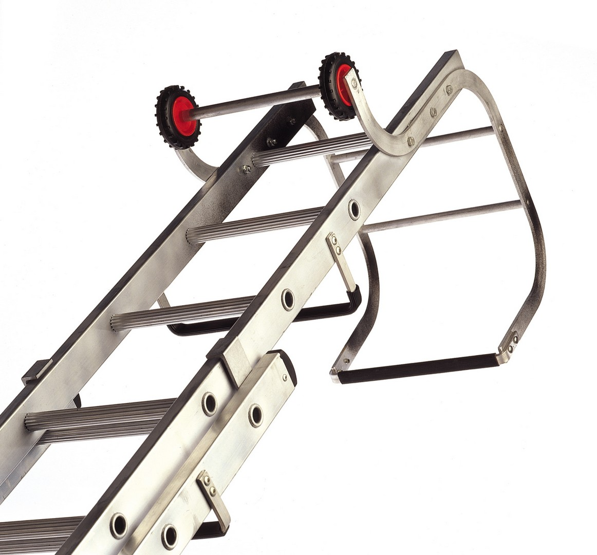 Lyte Double Section Roof Ladder 4.3m - 7.67m