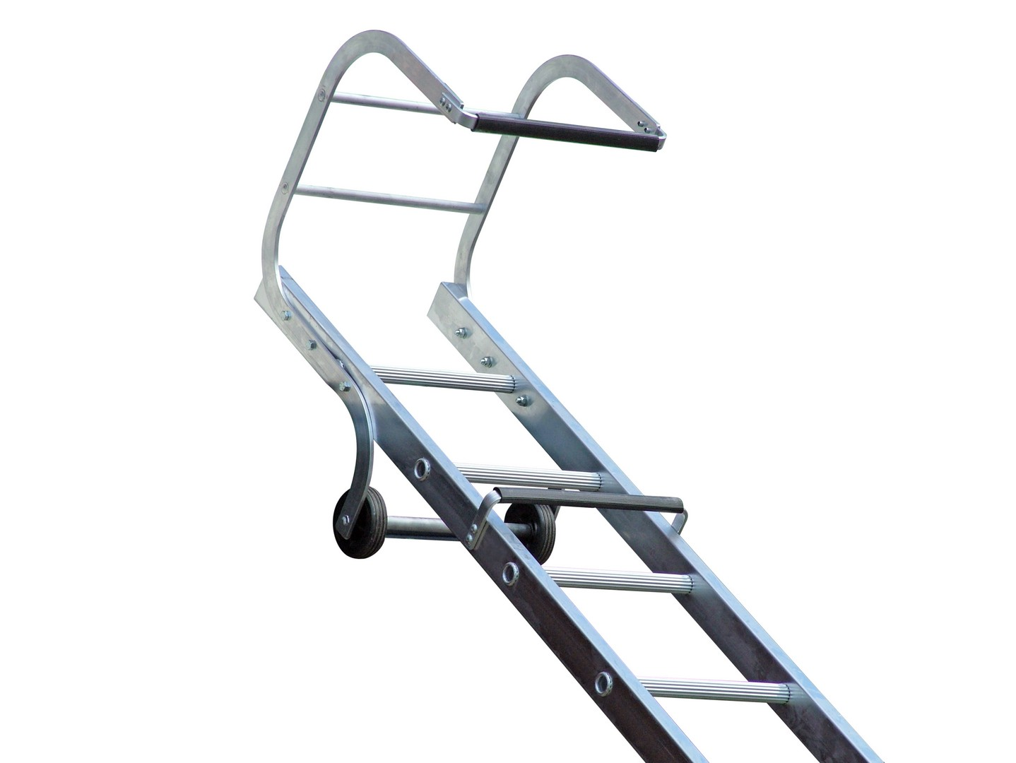 Lyte Single Section Roof Ladder  4.97m