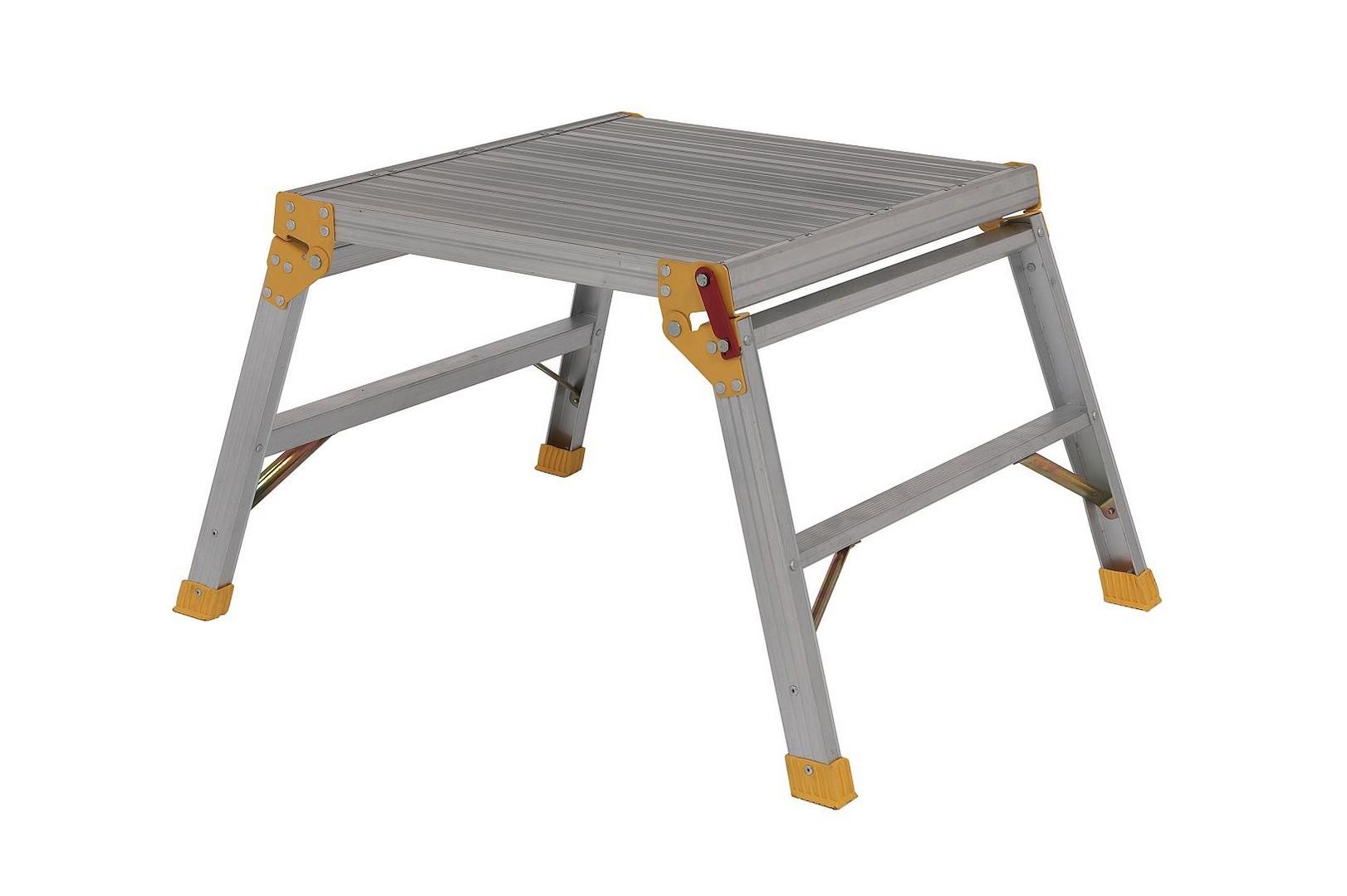 Odd Job Low Level Work Platform - 600 x 600mm