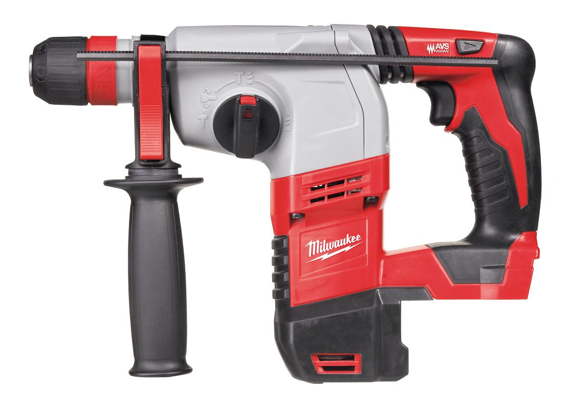 Milwaukee Hd18Hx 3-Mode SDS-Plus Cordless Hammer - Naked