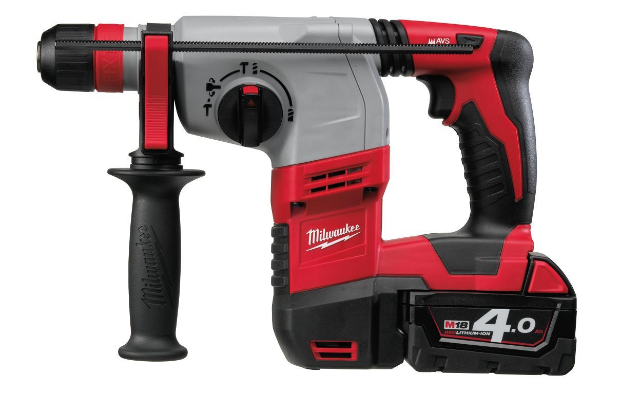 Milwaukee HD18HX 3-Mode SDS-Plus Cordless Hammer