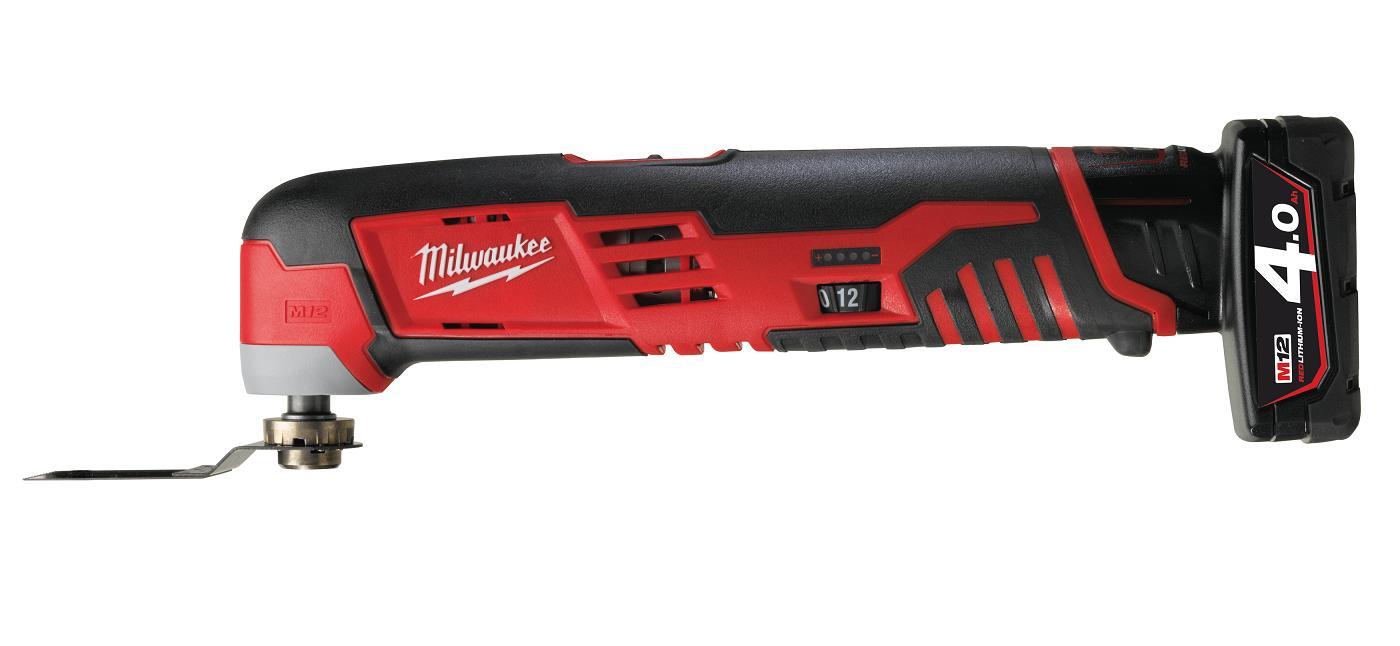 Milwaukee C12Mt Multi-Tool With Batteries
