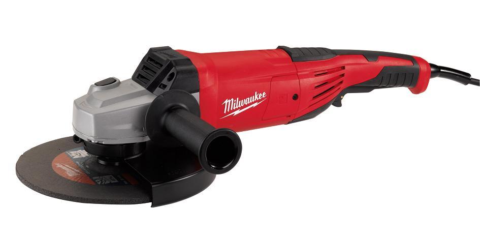 Milwaukee AGV22-230 230mm 2200w Angle Grinder 110v