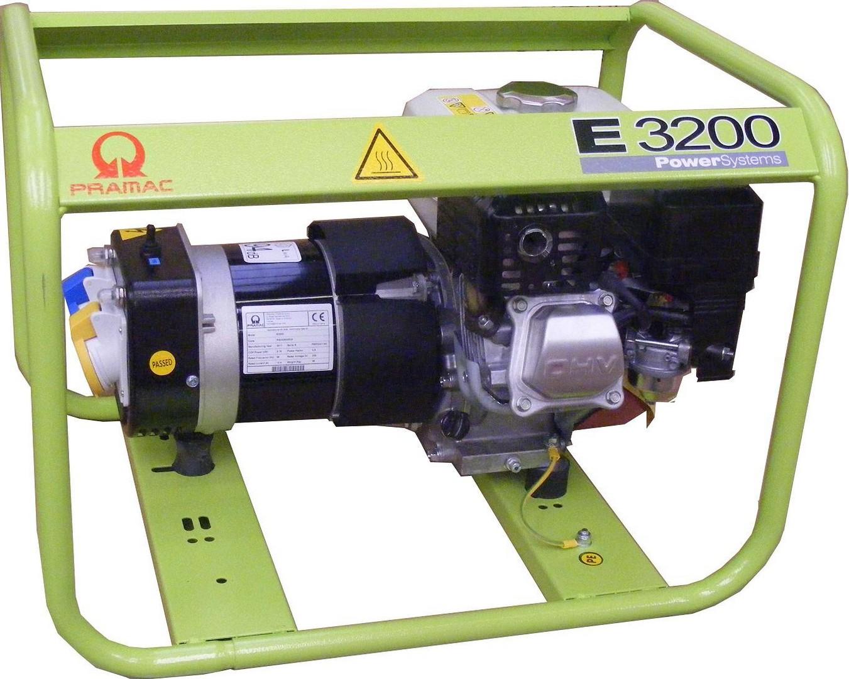 Portable Petrol Generator - 2kVA