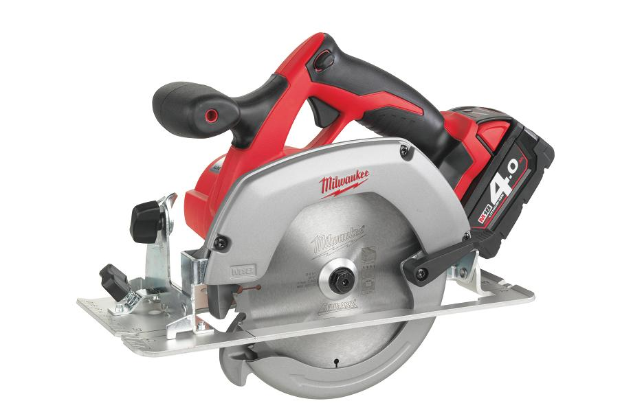 Milwaukee HD18CS 165mm Circular Saw With Batteries