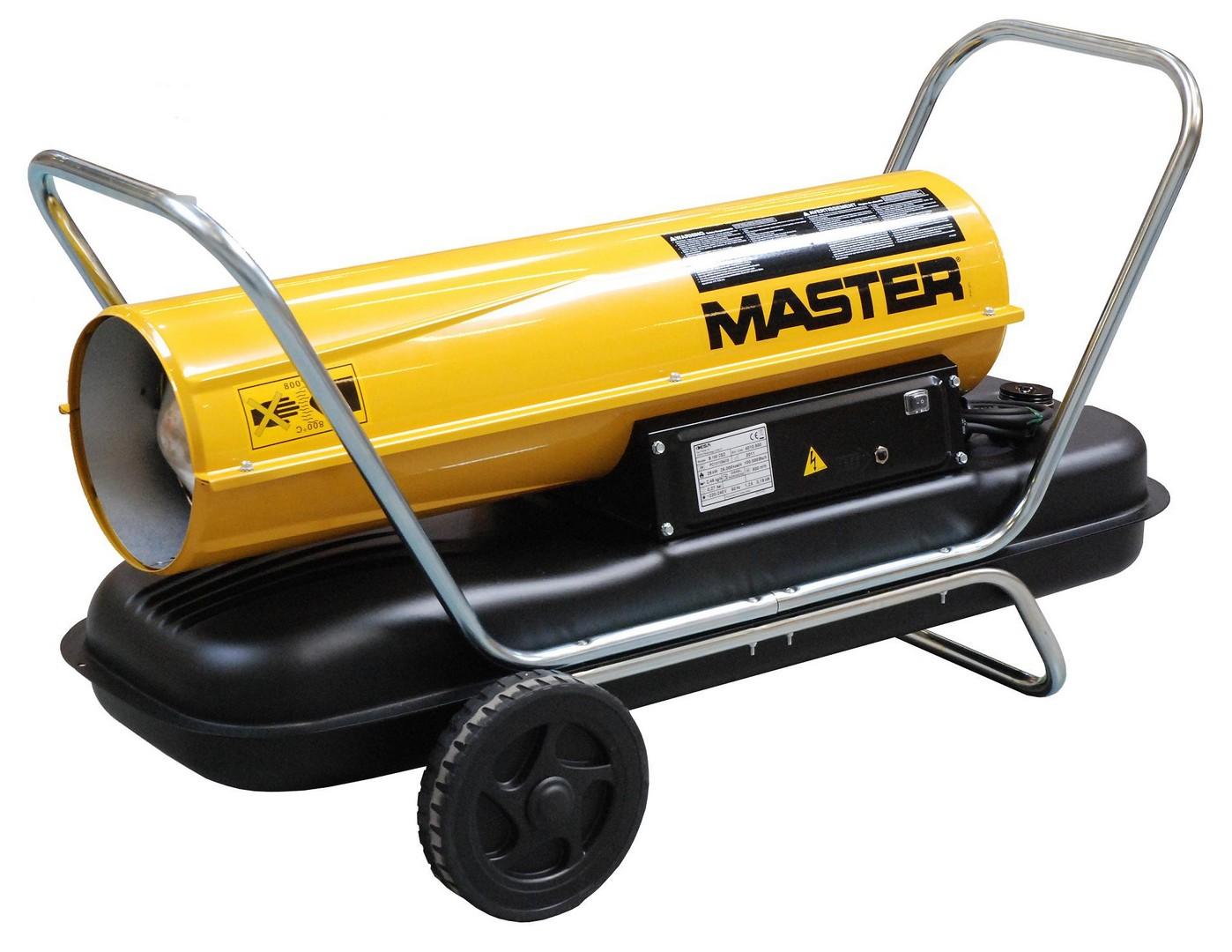 Oil Heater - 240v 100000 BTU