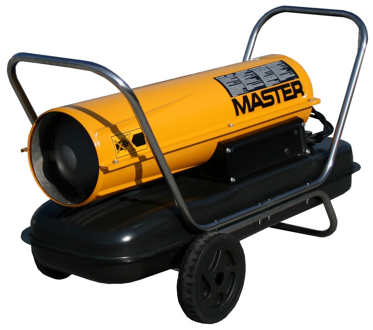 Oil Heater - 240v 150000 BTU