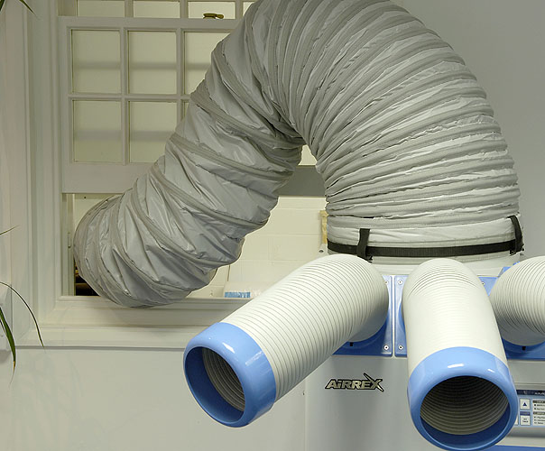 3m Insulated Extension Ducting For Airrex HSC 2500