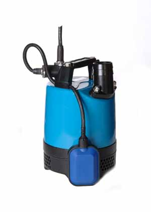 50mm (2in) Submersible Pump 110v - c/w Float Switch