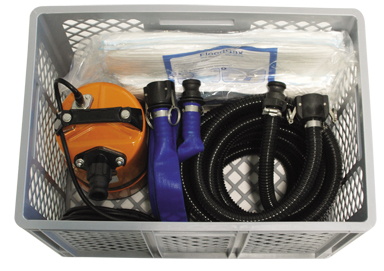 Dehydro 2 Emergency Pumping Kit