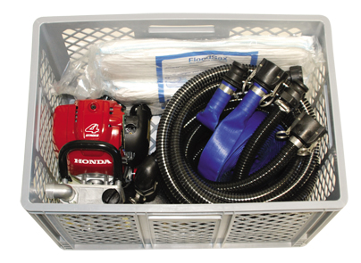 Dehydro 3 Emergency Pumping Kit