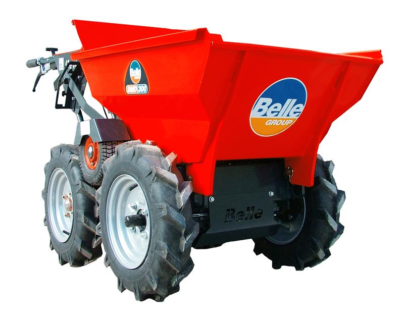 Belle BMD 300 Minidumper