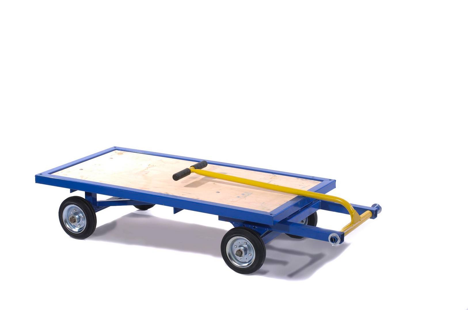 Turntable Truck With Solid Tyres - 500Kg WLL
