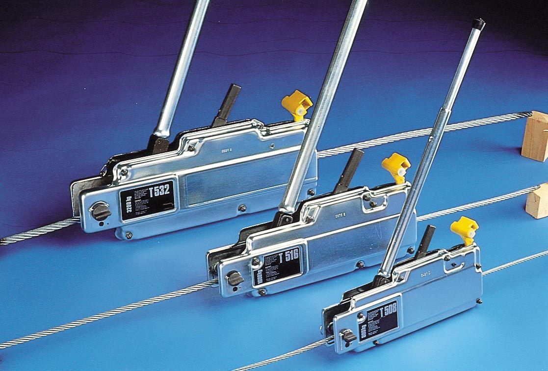Tirfor T516 Pull Lift Machine